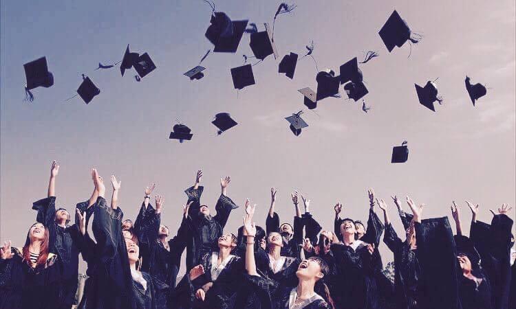 Inspiring New Graduates