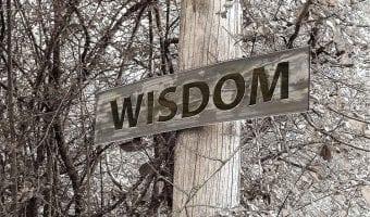 sign of wisdom
