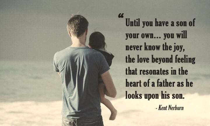 60 Best Inspiring Quotes For Father's Day Inspiring Tips Custom Father Love Quotes