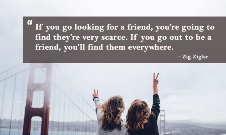 40 Inspiring Quotes About True Friendship Inspiring Tips