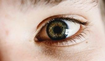 eye seeing envy