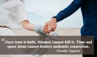 50 Best Quotes about Long Distance Relationship