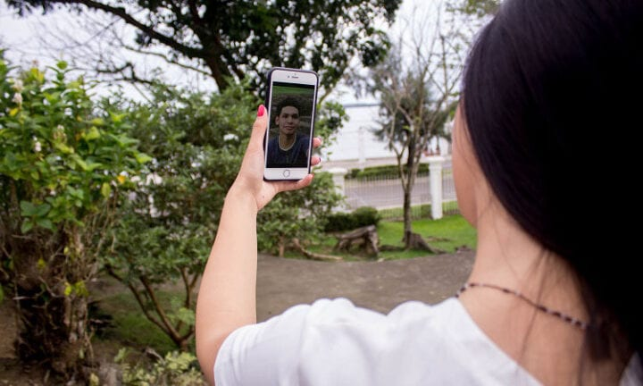 Make a long distance relationship work