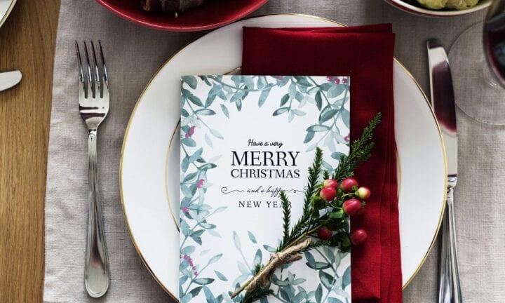 Christmas Gift Dinner Date