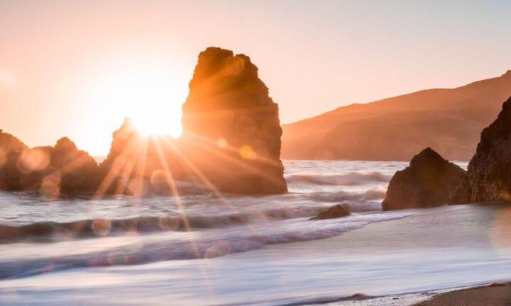 Sunrise with hope