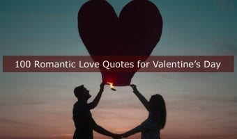 Quotes for Valentine's Day