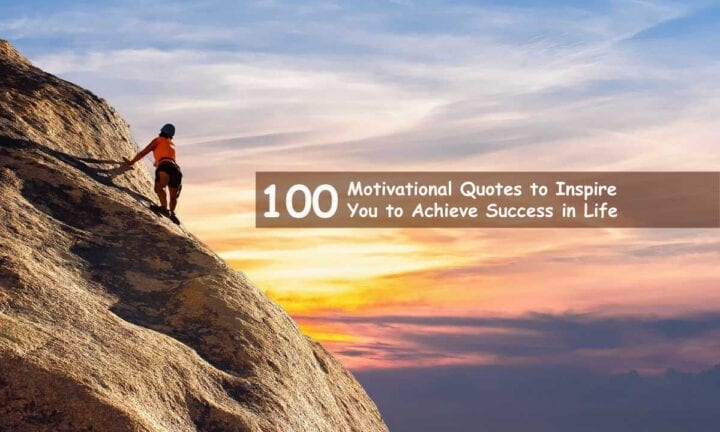 100 motivational quotes