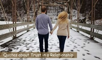 30 Quotes about Trust in a Relationship