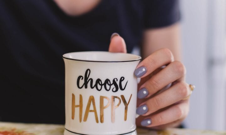 forgive and choose happy