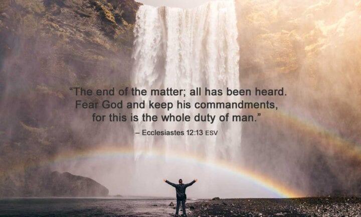 life Bible verses